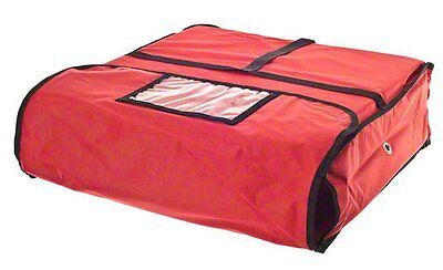 Update International PIB-20 20-Inch by 20-Inch Insulated Pizza Delivery Bag, Whi