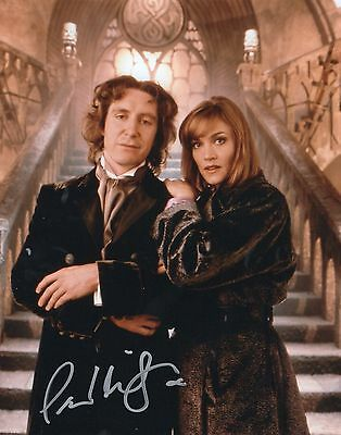 Authentic Signed Paul Mcgann 10 X 8 Doctor Who Photo..real Signature..dr Who.coa