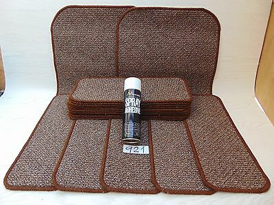 Stair pads / treads 15 off and 2 Big Mats with a FREE can of SPRAY GLUE # 921-4