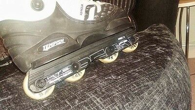 Tempish Roller Blades Size 7.5