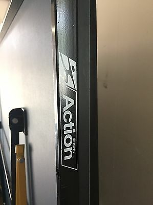 Action Tennis table (fold up) & accessories