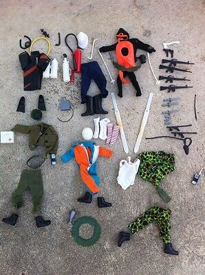 1970s Action Man Outfits