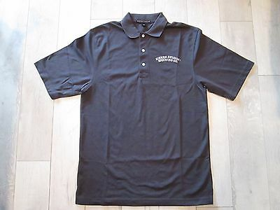 Sierra Nevada Brewing Co.,Med,Charcoal Gray Color, Golf/Polo Shirt, New