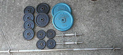 Exercise Weights And Bars