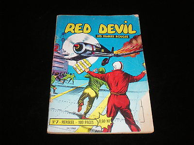 Red Devil 7 Editions des Remparts novembre 1961