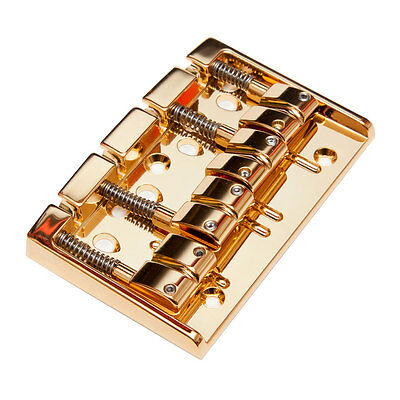 Gotoh 404BO-4 Hardtail Bass Bridge (Gold)