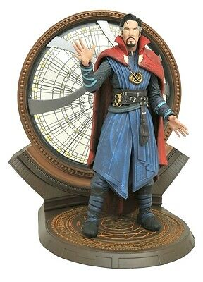 """Marvel Doctor Strange 7"""" Movie Action Figure By Diamond Select Toys DST"""