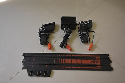 """Aurora AFX HO  Power Pack 2 x Controllers 15"""" Terminal Straight PickUp Only 2282"""