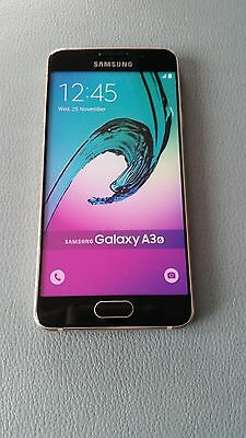 "Samsung Galaxy A3 /2016/ ""Gold"" Handy Dummy Attrappe"