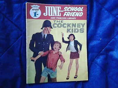 JUNE and SCHOOLFRIEND & PRINCESS  library  No.497/1969
