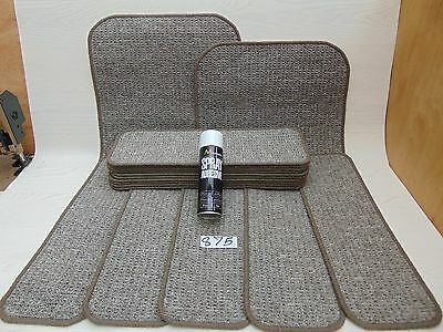 Stair pads 60 cm Wide 15 off and 2 Big Mats with a FREE can of SPRAY GLUE(875-4)