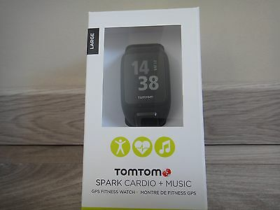 Montre TomTom Runner 2 Cardio + Music Running GPS Bluetooth coonectée