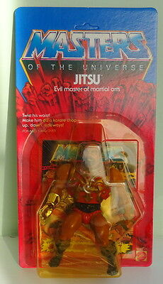 Vintage 1983 JITSU Motu He Man Masters Of The Universe Figure MOC