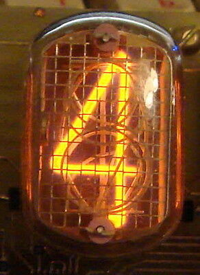 Lot of 1 pcs or More IN-12B Large Nixie Tubes for Clock New Tested
