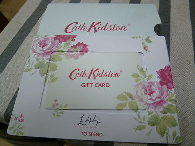 Cath Kidston Giftcard (value £44)