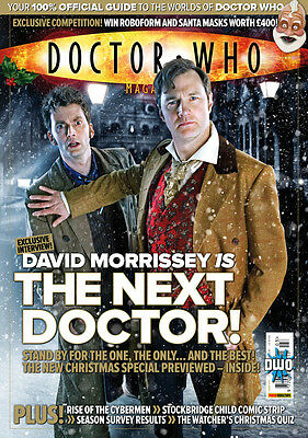 Doctor Who Magazine #403: Jan 2009: The Next Doctor!