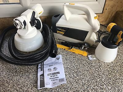Paint Sprayer - Wagner Wall Perfect W687E I