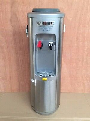 Water Cooler Home or Office Hot and Cold Refurbished & sanitised Steel Sides