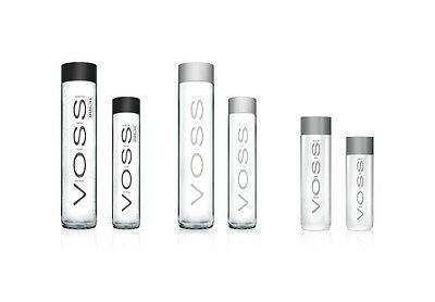 VOSS Still & Sparkling Water Selection
