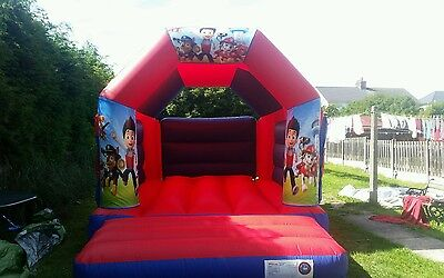For hire bouncy castle