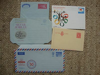 Royal Mail Airmail Letters and Card