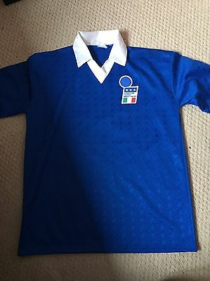 Vintage Italy Home Shirt Number 10