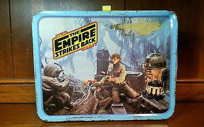 1980 Star Wars Lunch Box.no Thermos