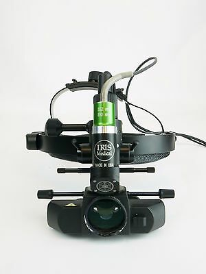 Laser Indirect Ophthalmoscope (LIO) for Oculight GL 532 by Iris Medical/ Iridex