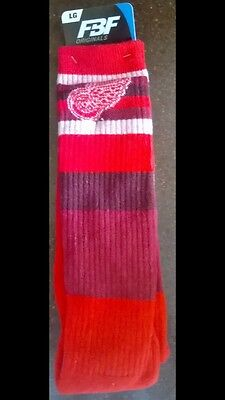 Detroit Red Wings NHL Tube Mens Socks