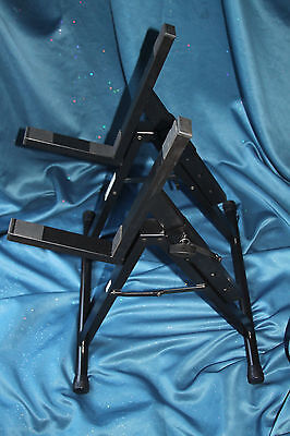 Stage Mate Adjustable Elevated Amp, Monitor or Speaker Stand, MPN SM-APS