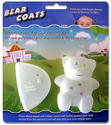 Mommy Im Here Bear Coats Protective Fashion Covers Add Style and Protect Your Ch