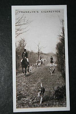 Southdown Foxhounds  Vintage 1920's Photo Card  VGC