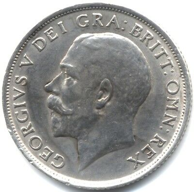 1914 George V Silver One Shilling***High Grade***Collectors***