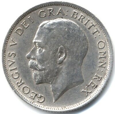 1915 George V Silver One Shilling***High Grade***Collectors***