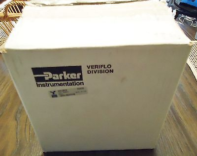 "New Parker 30"" Veriflo Regulator M/N Ir4001Sk3Pv34B, P/N 54012818 533430, Made I"