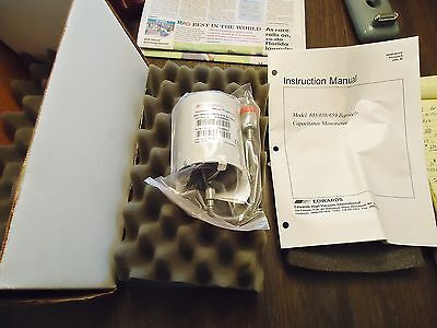 New Edwards Barocel Pressure Sensor Part# K658A004 658 Trans. 1Tr W/Str Sellows