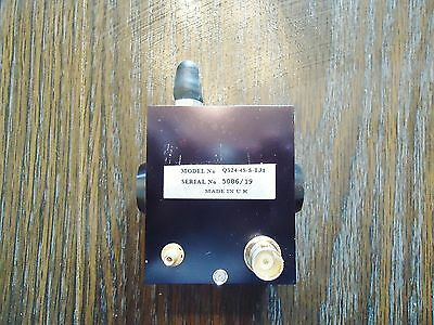 New Q Switch Laser M/n Qs24-4S-S-Tj1 S/n 5086/19 Made In Uk