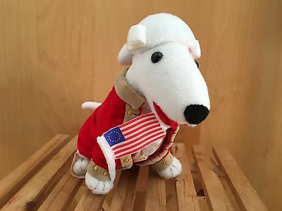 Target Bullseye Dog EDITION 1 #2234 out of 2500 COLONIAL DOG 2010