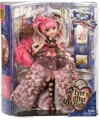 Brand New Ever After High Doll Thronecoming C.A. Cupid