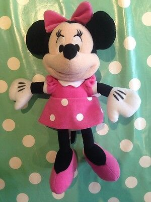 minnie mouse soft toy 11 Inch