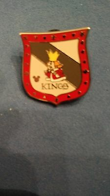 DLR 2017 Hidden Mickey Alice in Wonderland Restrooms King Pin