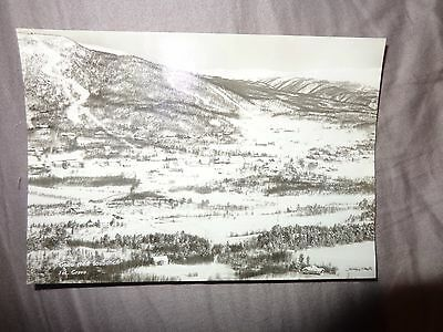 Norway Norge med taubanen  GEILO  real photo C1950 postcard .GROVO B/S