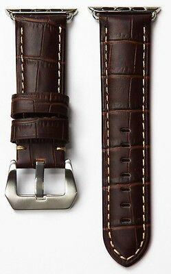 Apple Watch Leather Band 38mm - Brown