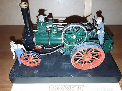 Bassett Lowke Burrel Type Traction Engine Limited Edition Very Rare With Cert M