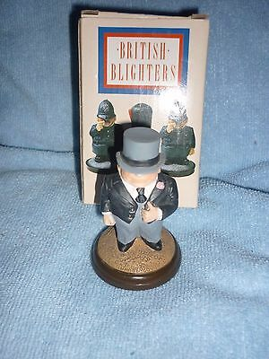 British Blighters Fb03 The Dashing Groom By Dennis Fairweather 1989 Mint Boxed