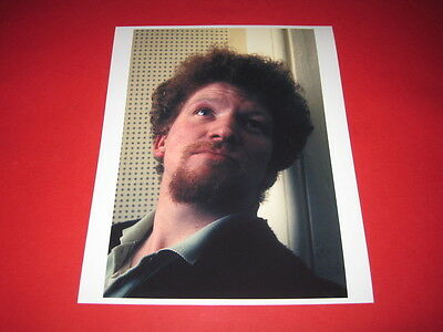 LUKE KELLY THE DUBLINERS  10x8 inch lab-printed photo P/8320