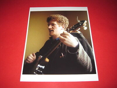 LUKE KELLY THE DUBLINERS  10x8 inch lab-printed photo P/8322