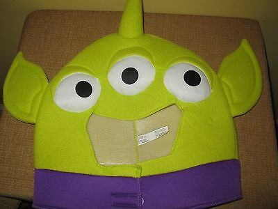 Disney Toy Story Space Aliens Halloween Play Mask Hat Adult costume
