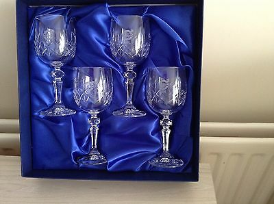 volvo collectable wine glasses