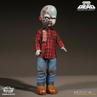 Living Dead Dolls Present Dawn of the Dead - Plaid Shirt Zombie - July Pre-order